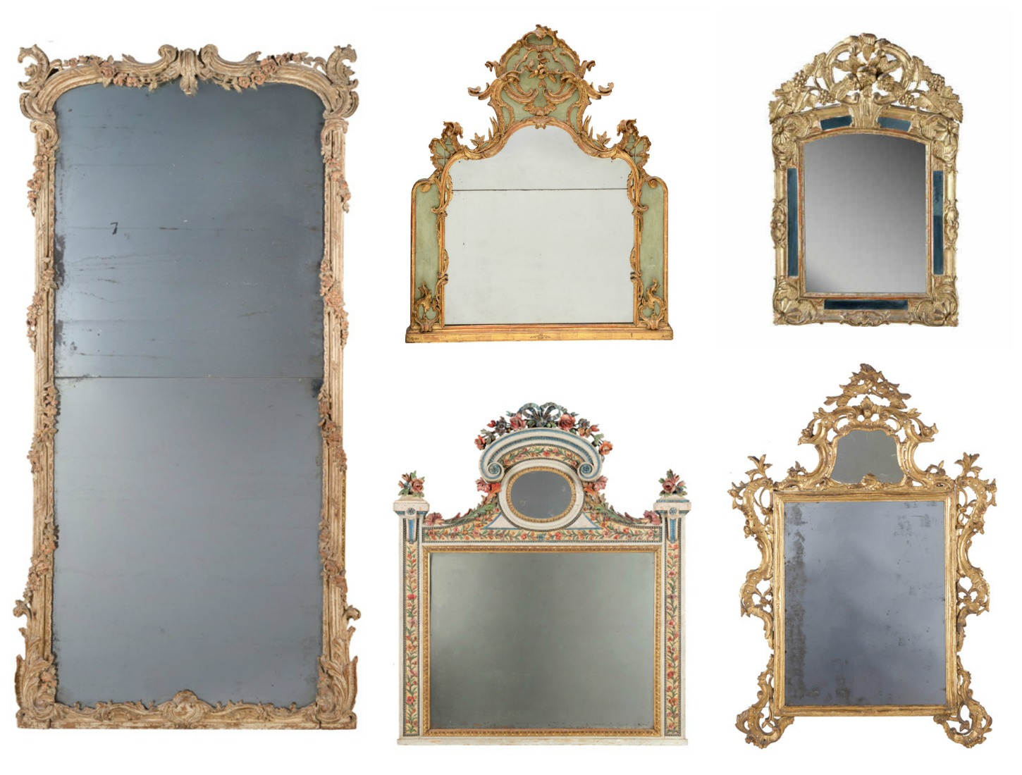 La Caminera The Overmantel Mirror Dada S Dollhouse