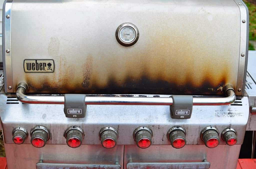 how to cook spare ribs on a gas grill fast