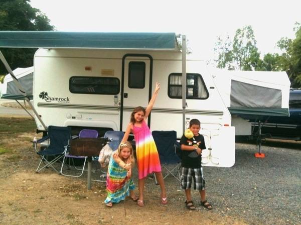 Tent Pop Up Travel Trailer Or Rv For Your Family Camping