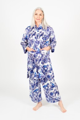 100% Silk Sayo Pant