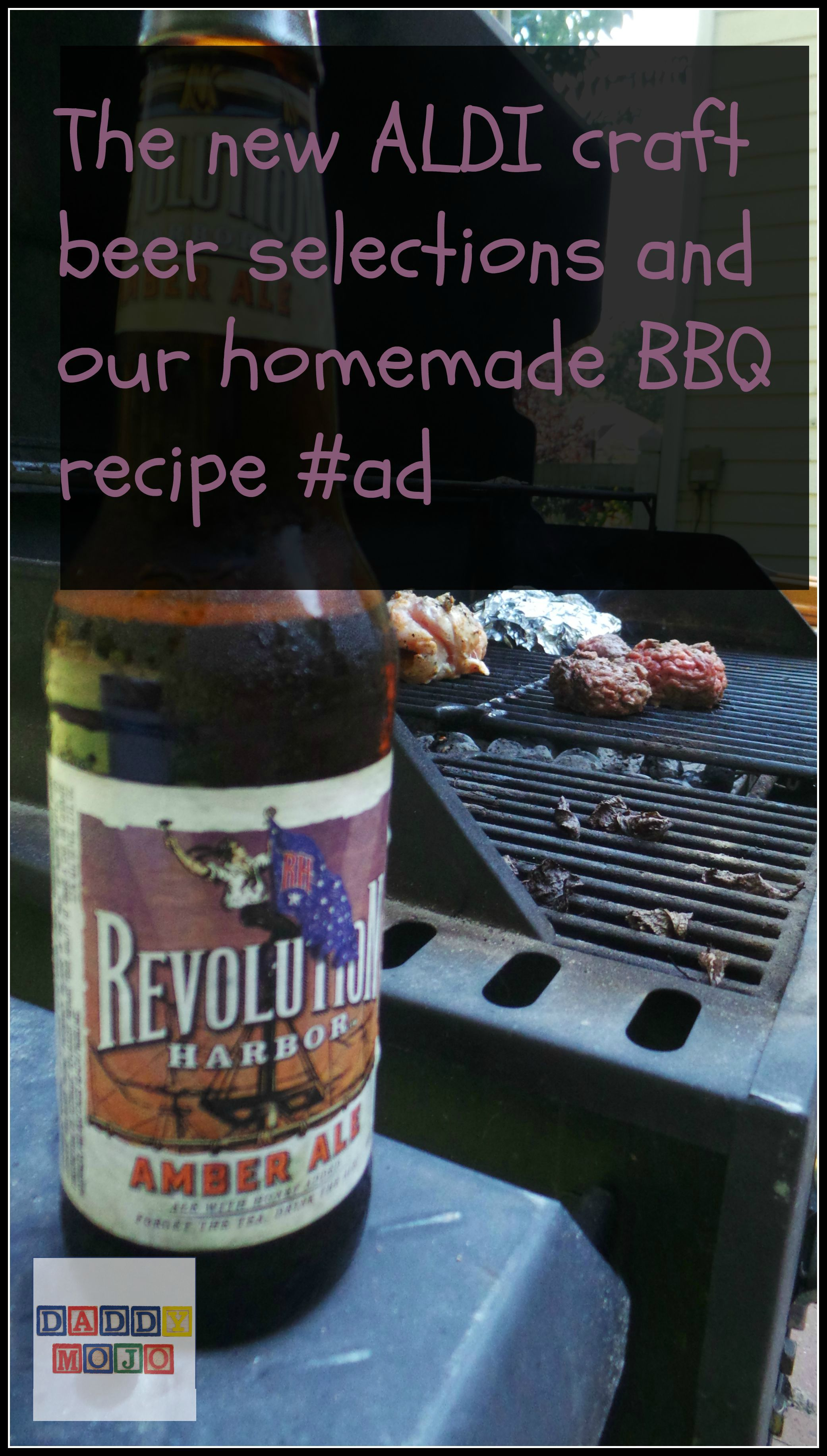 Barbecue Aldi The New Aldi Extensive Beer Selection And Our Homemade Bbq Recipe