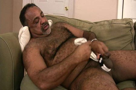 hung black daddy