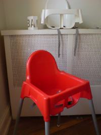 Ikea Antilop Recall! World's Greatest High Chair Has World