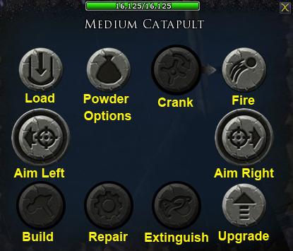 LOTRO Catapult How To
