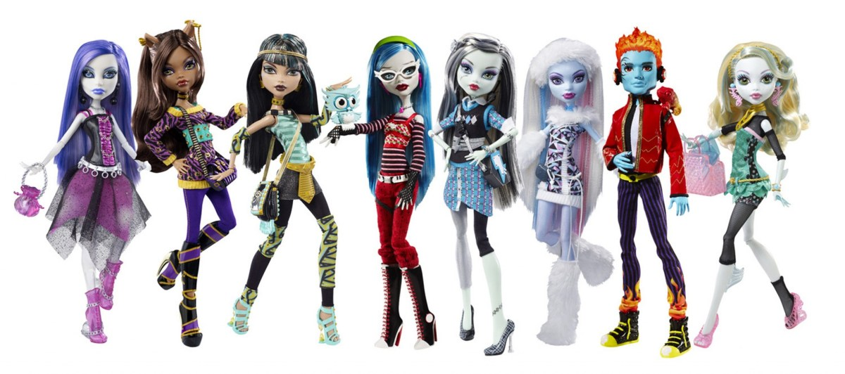 Monster High Dolls (@MonsterHighDoll) Offer Intricate Designs and Detailed Stories For All (@themonsterhigh)