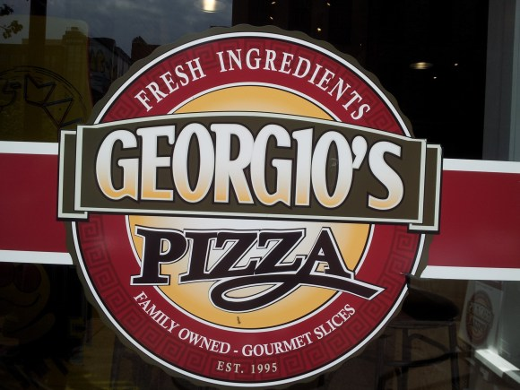Grand Rapids, Georgio's Gourmet Pizza