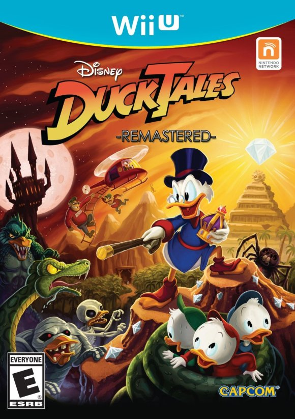 DuckTales: Remastered  WII U