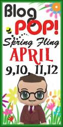 Blog Pop spring fling, #bpopevents