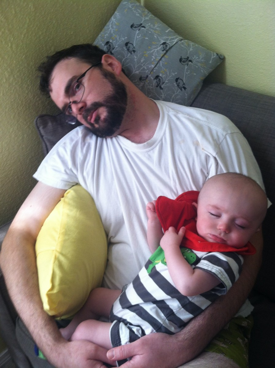 Dads in the Limelight ( #limelightdads ) - Robb McKinney ( @Distracted_Dad ) #dadchat