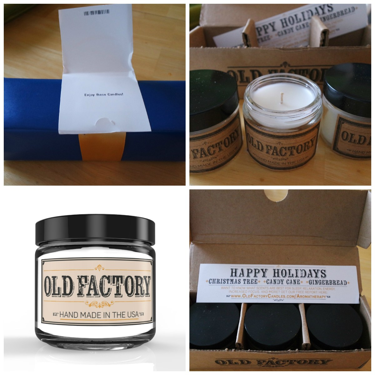 Old Factory Candles Smell Great & Last! #oldfactory #Giveaway #dadchat
