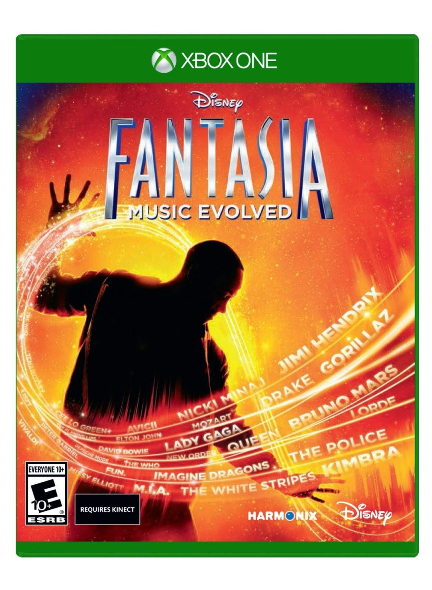 Disney Fantasia Music Evolved Brings Music To Life #bpopevents @FantasiaGame