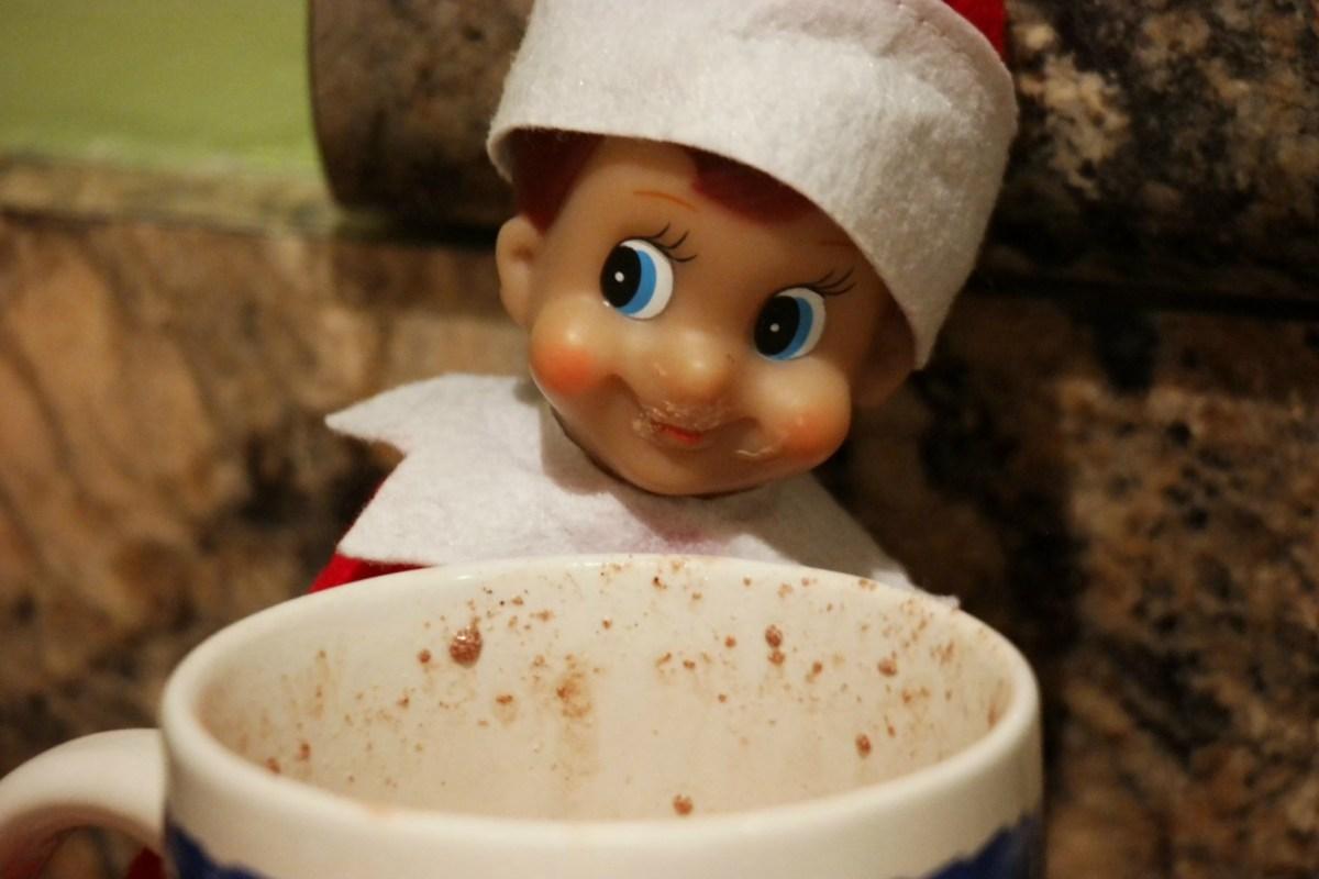 Emmett The Elf – Day 15 #NX1 #Imagelogger #dadchat
