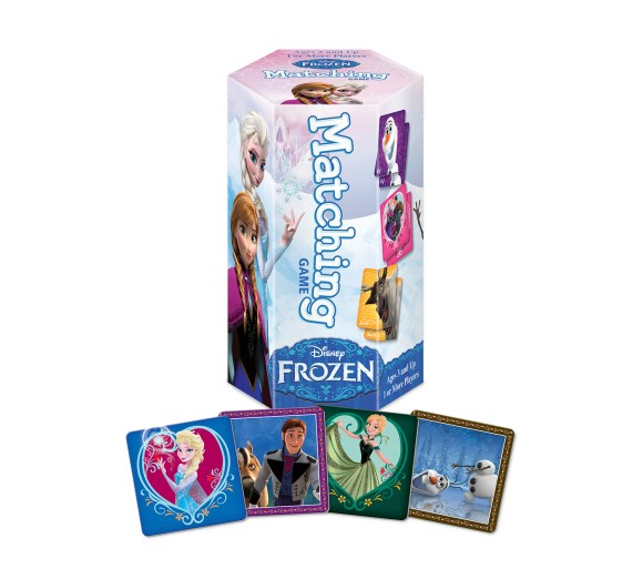 Frozen-Matching-Wonder-Forge-Game