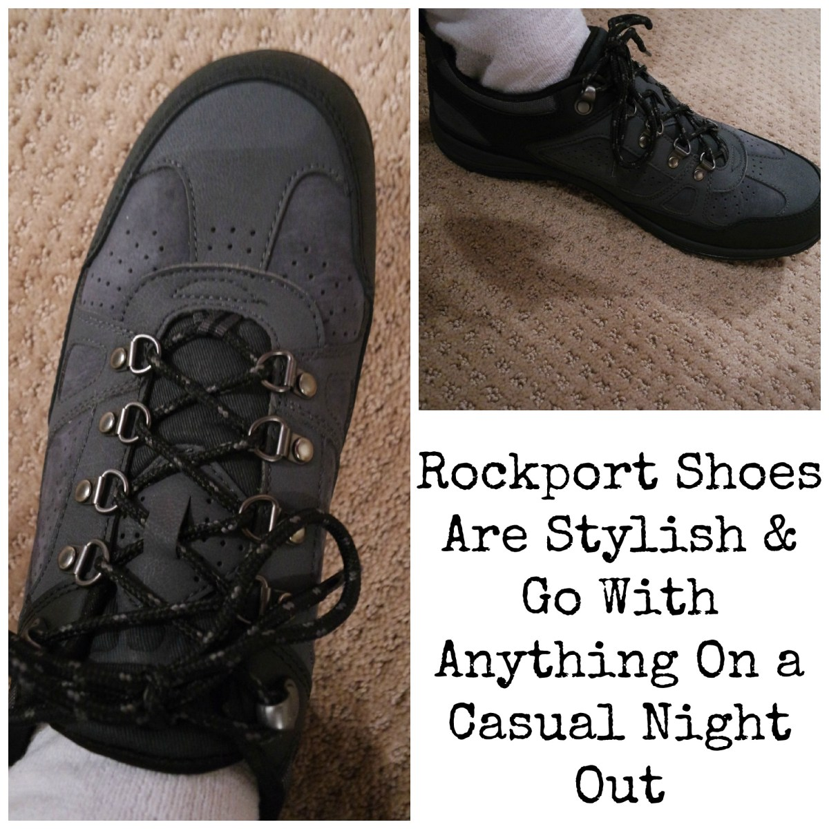 Rockport Shoes Let You Have Adventures Every Day! #Giveaway