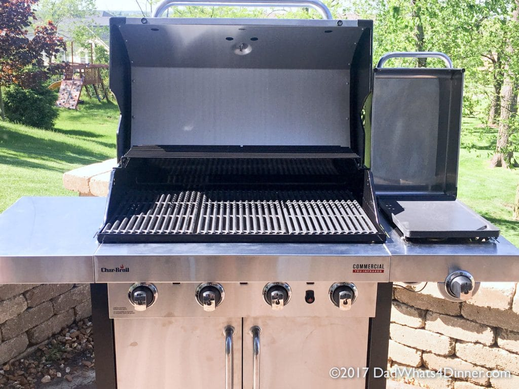 Broil Gasgrill Grill The Perfect Steak With Char Broil Dad Whats 4 Dinner