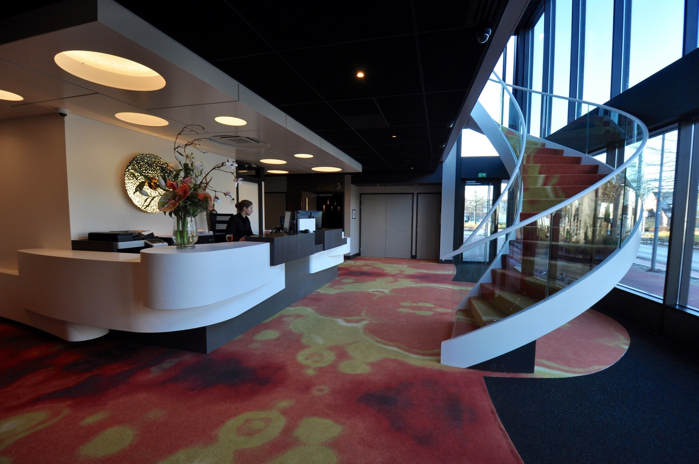 Bios Veldhoven Arc17 Cinema Gold Bobarchitectuur De Architect