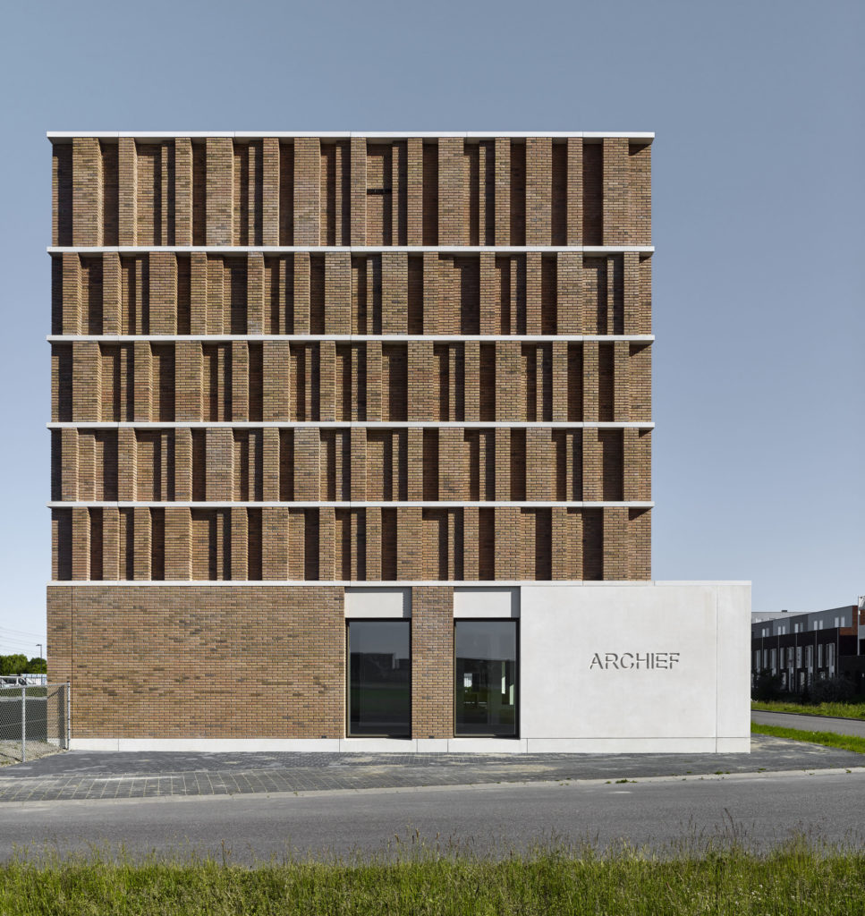 Archief Den Bosch Stadsarchief Delft Office Winhov De Architect
