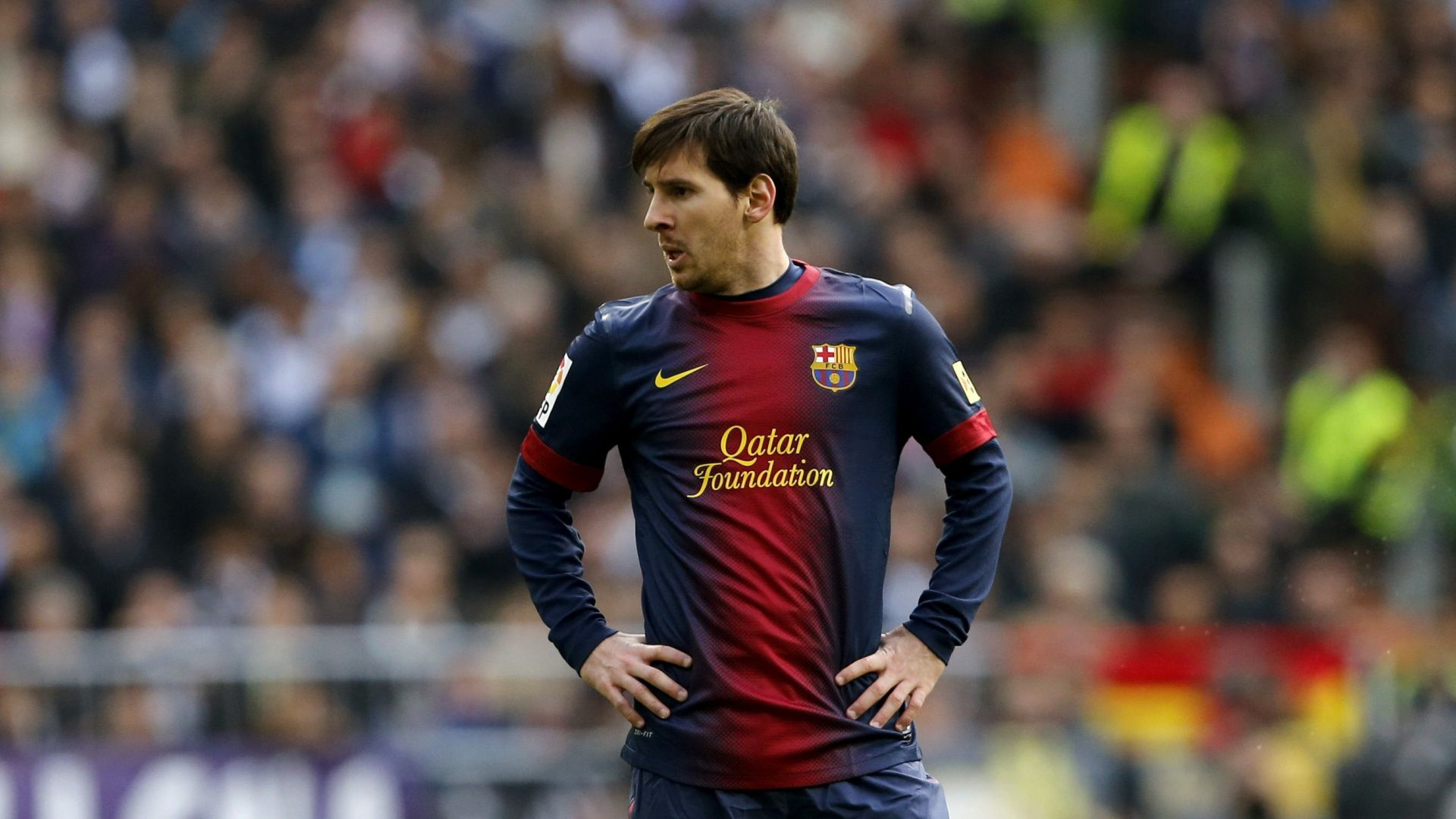 Ronaldo Hd Wallpapers Football Messi Never Planned To Move Out Of Barcelona