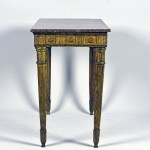 Giltwood Console Table 10