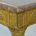 Giltwood Console Table 7