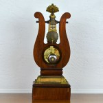 Lyre Clock 3