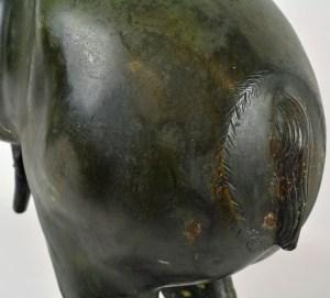 Roman Bronze Deer 6