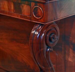 William IV Bookcase 3