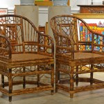 Bamboo Chairs 2