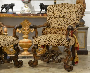 Baroque Chairs 3