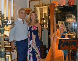 Symphony of the Americas, Craig and Deborah Mayor