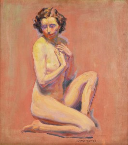 Nude by Samuel G. Phillips
