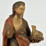 Saint with Lamb 6