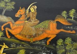 Rajasthani Moghul Chest