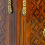 Pair Marquetry 10