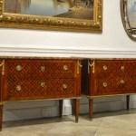Pair Marquetry 3