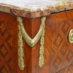 Pair Marquetry 4
