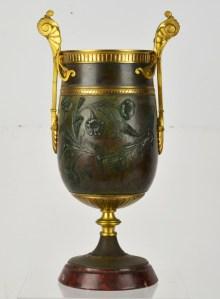 Aesthetic Movement Bronze Urn