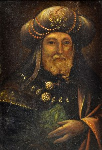 Old Master Portrait of a Sultan