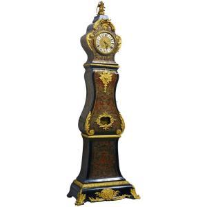 Boulle Long Case Clock