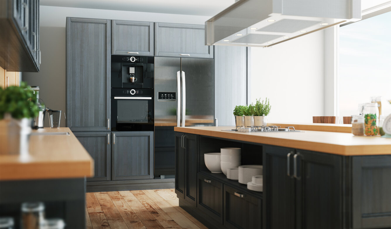 6 Reasons Why Thermofoil Kitchen Cabinets Are Better Than Wood Dagiga Inc
