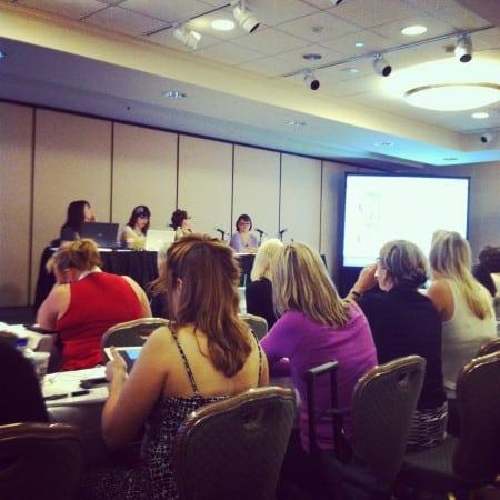 BlogHer'12 session