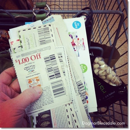 DagmarBleasdale.com: Extreme Couponing for Organic Food