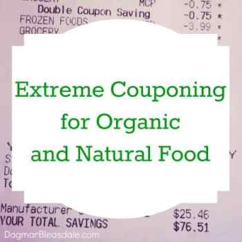 coupons for organic food