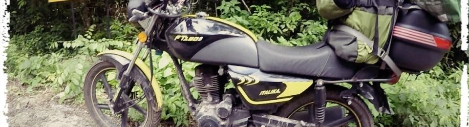 Mexico moto