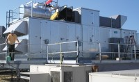 Industrial Dehumidifier and Evaporative Cooling Systems