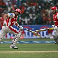 IPL 2010 RCB Defeat KXIP in a Nerve Wrecking Match