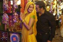 Salman- Sonakshi The Hottest Couple Of The Bolloywood