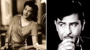 Rajkapoor and Nargis
