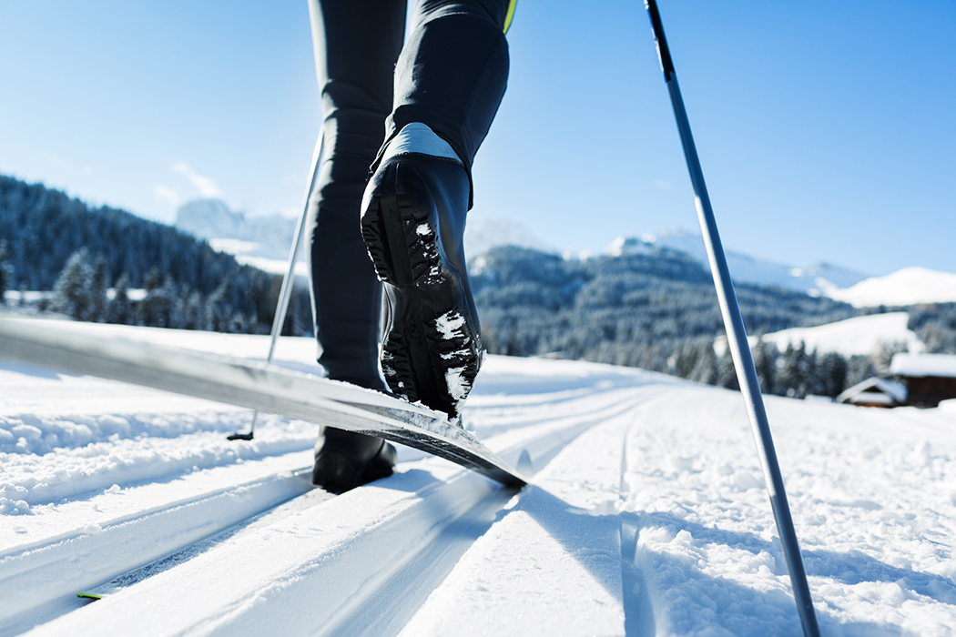 Cross Country Quotes Wallpaper A Brief History Of Skis Jstor Daily