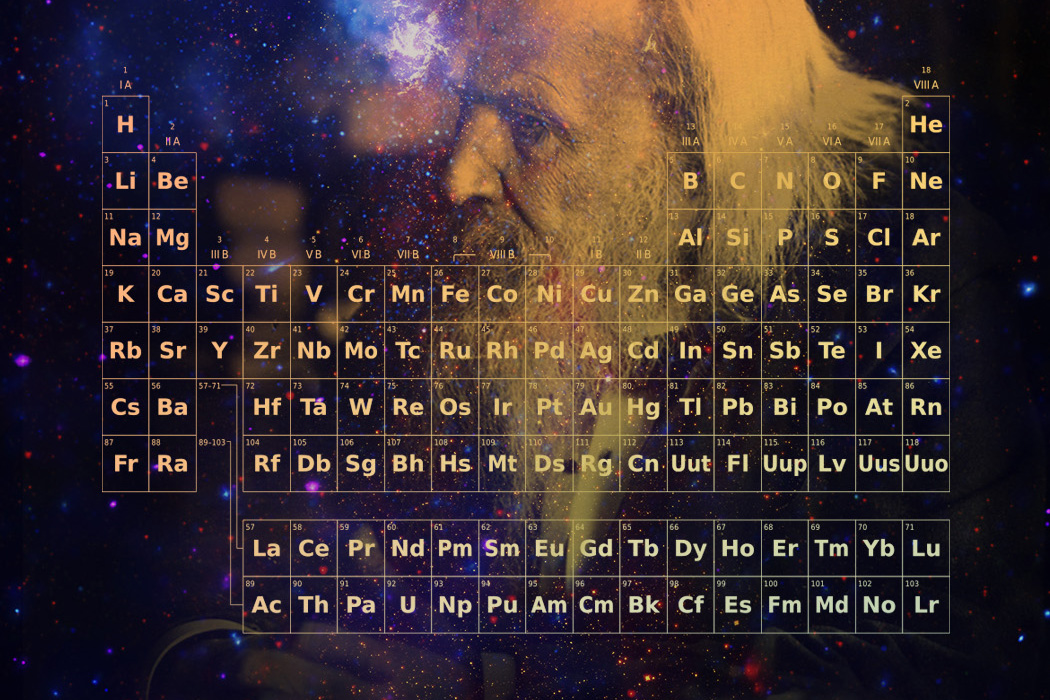 How Far Does the Periodic Table Go? JSTOR Daily